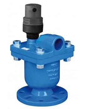 Клапан воздушный комбинированный RACI 5371/5372 из чугуна и полиамида