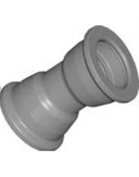 Отвод чугунный  ВЧШГ раструбный 11°