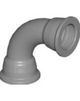 Отвод чугунный ВЧШГ раструбный 90°