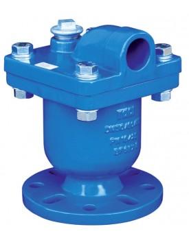 Клапан воздушный чугунный (ВЧШГ) кинетический RACI 5301/5302